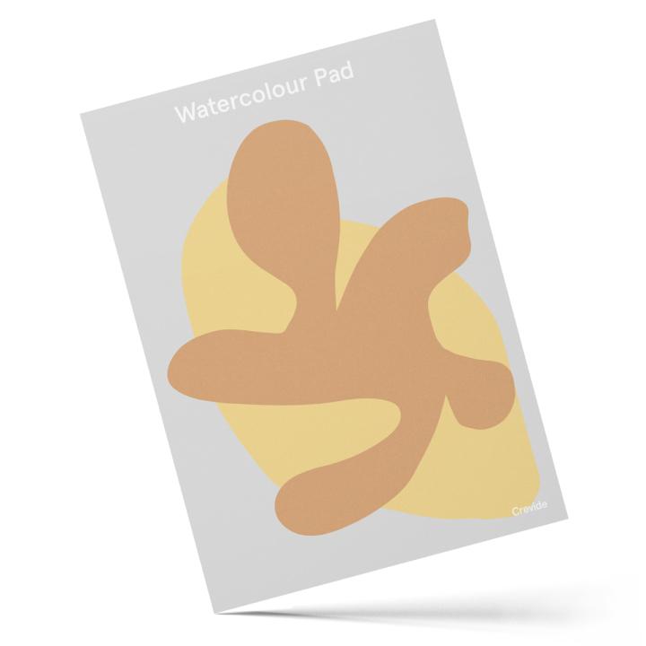 Watercolor pad A3 180g