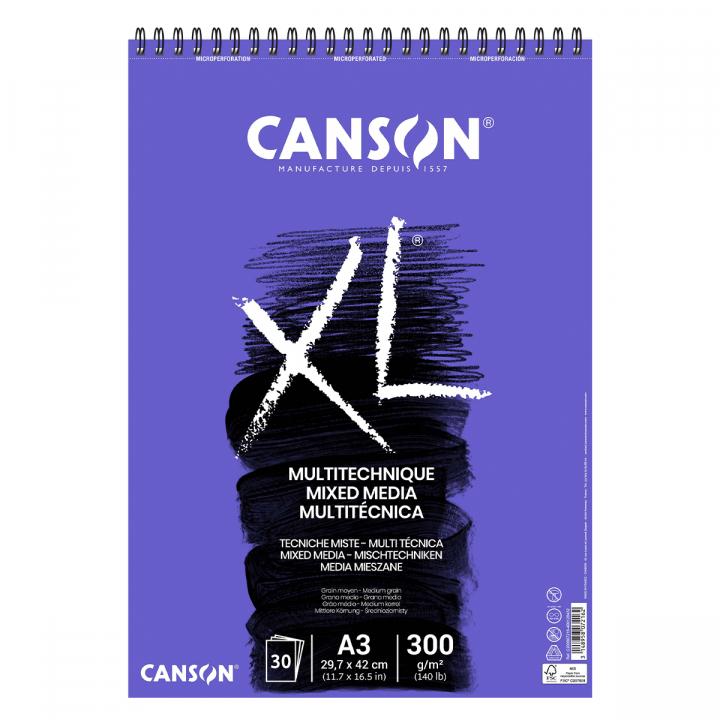 XL Mix-Media 300g A3