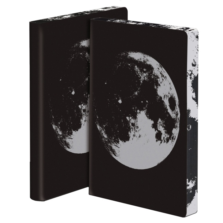 Notebook Graphic Fame L - Moon