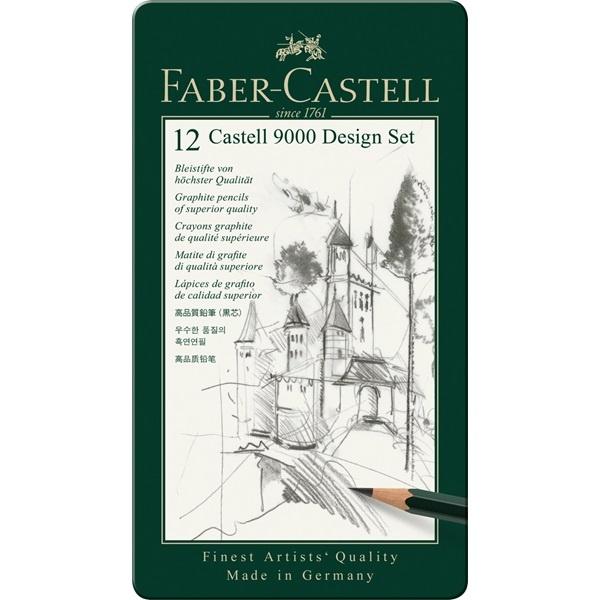 Blyerts Castell 9000 Design Set