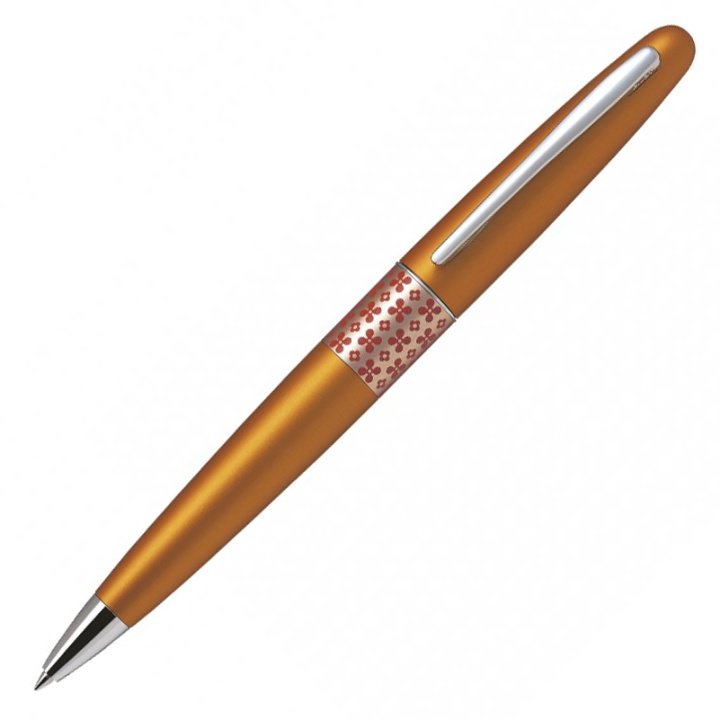 MR Retro Pop Kulspets Orange metallic i gruppen Pennor / Fine Writing / Presentpennor hos Pen Store (109639)