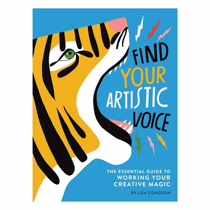 Find Your Artistic Voice i gruppen Skapande & Hobby / Böcker / Inspirationsböcker hos Pen Store (111852)