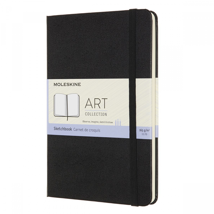 Sketchbook Medium Black