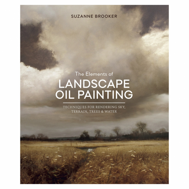 The Elements of Landscape Oil Painting i gruppen Skapande & Hobby / Böcker / Instruktionsböcker hos Pen Store (112497)