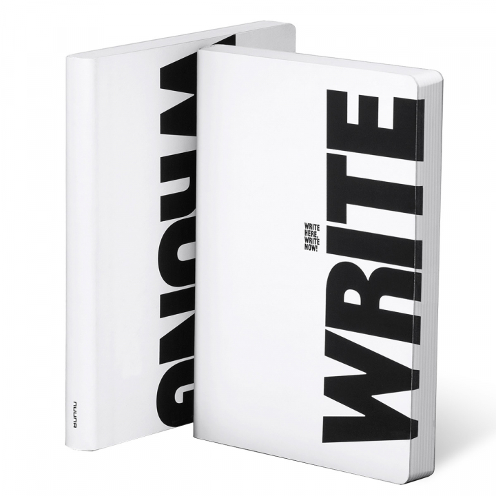 Notebook Graphic L - Write - Wrong