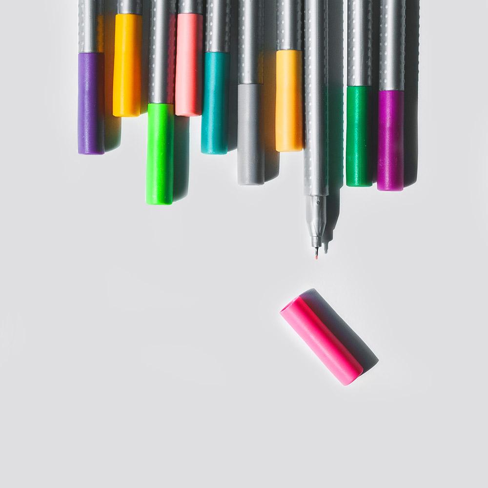 färgpennor bäst i test