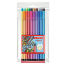 Pen 68 Fiberpenna 20-pack (3 år+)