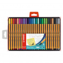 Point 88 Fineliner 25-pack