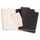 Cahier Large Black