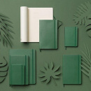 Classic Soft Cover Large Myrtle Green