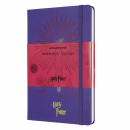 Hardcover Large Harry Potter Violet