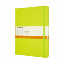 Classic Hardcover XL Lemon Green