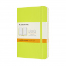 Classic Soft Cover Pocket Lemon Green