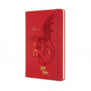 Hardcover Large Harry Potter Red