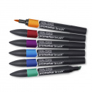 ProMarker Brush 6-set Rich Tones