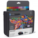 Promarker Arts & Illustration Wallet 24-set
