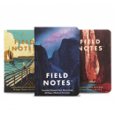 National Parks Serie A 3-Pack