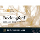 Bockingford Akvarellblock 260x180mm 300g Rough