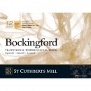 Bockingford Akvarellblock 360x260mm 300g Rough