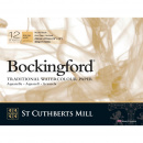 Bockingford Akvarellblock 410x310mm 300g Rough