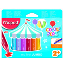 Color'Peps Vaxkritor 12-set Jumbo (2 år+)