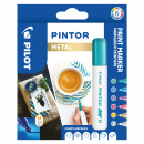 Pintor Medium 6-pack Metal