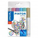 Pintor Fine 6-pack Metal